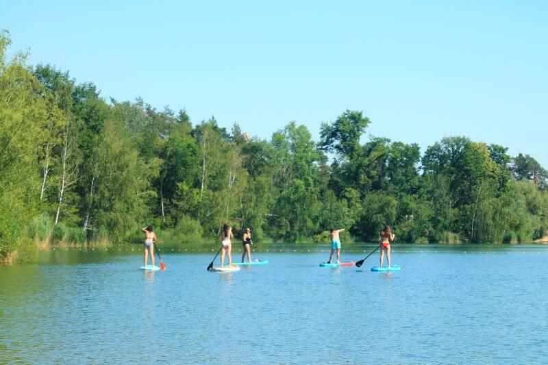 stand up paddle kurs